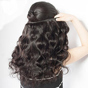 Malaysian Virgin Body Wave Hair 3 Bundles, 100% Unprocessed Human Hair Weave for Black - Sunberhair