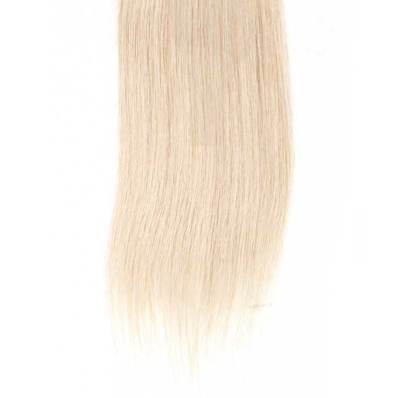 Sunber Hair 613 Blonde Virgin Human Hair Extension Bundles 16-24 Inch 1PCS Straight Hair