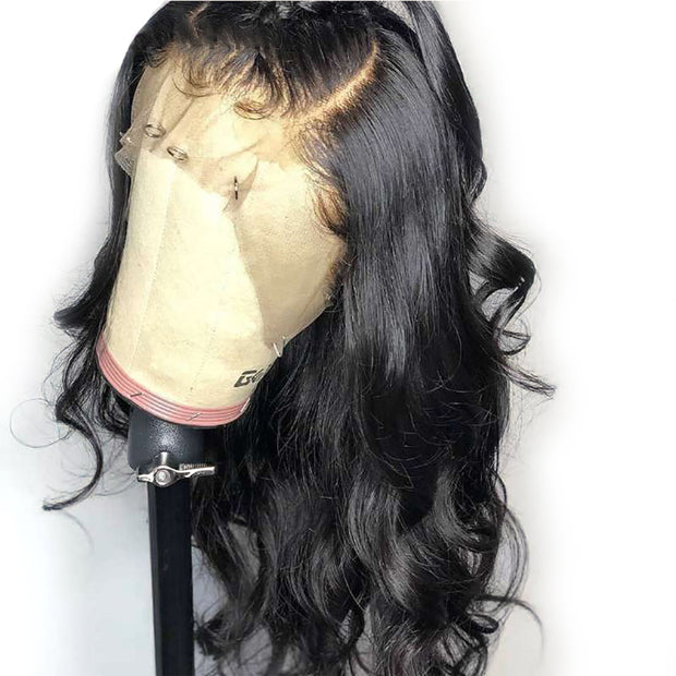 Sunber Top5  9a Grade 13*4 13*6 Body Wave Hair Lace Front Wig 180% Density Human Virgin Hair Wigs