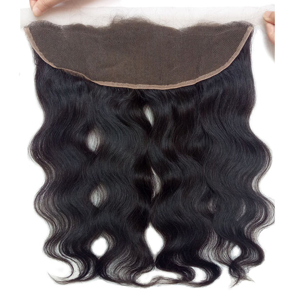 Brazilian Body Wave Hair 4 Bundles with 13*4 Lace Frontal, 7A Sunber Human Hair - Sunberhair
