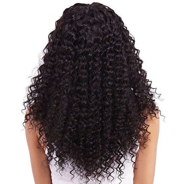 Peruvian Curly Hair Bundles 3pcs/pack- Unprocessed Peruvian Virgin Human Hair - Sunberhair