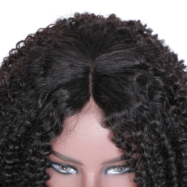 Bob Lace Front Wigs Kinky Curly Wigs Short Bob Human Hair Wig