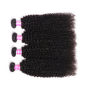 Sunber Hair 4 Bundles Brazilian Kinky Curly Hair Bundles ,Double Weft  Hair Wave On Sale 100% Human Hair
