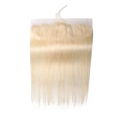 613 Color Human Hair Lace Closure 13*4 Straight Hair Closure