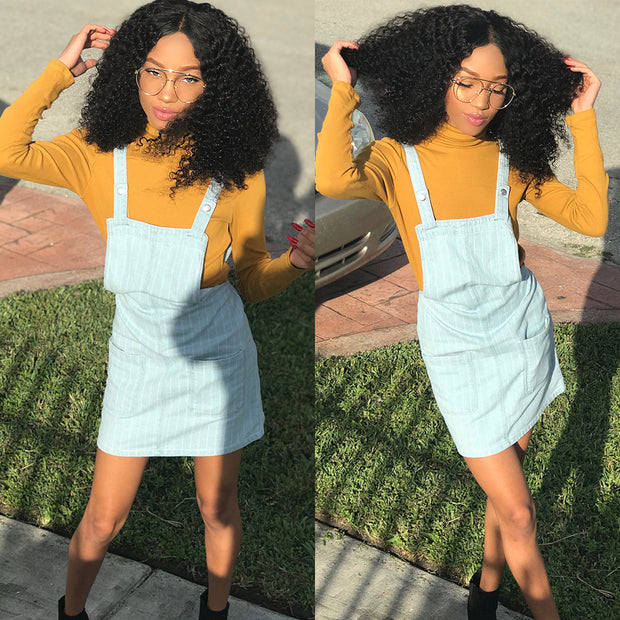 7A Malaysian Virgin Curly Hair 3 Bundles/lot, Virgin Human Hair Canbe Dyed and Bleached - Sunberhair
