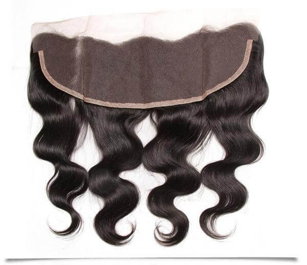Peruvian Body Wave 3 Bundles with 13*4 Ear to Ear Lace Frontal,  Cheap Bundles of Peruvian Hair - Sunberhair