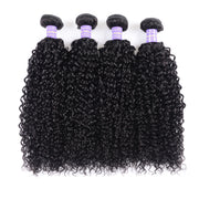 Sunber Hair 4 Bundles Peruvian Curly Hair New Remy Human Hair Affordable Sale Price