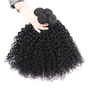 Sunber Hair 4 Bundles Malaysian Curly Hair Weaves New Remy Human Hair Bundles
