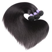 Sunber Hair New Remy Human Hair Brazilian Straight Hair 3 Bundles Cheap Factory Price High Quality