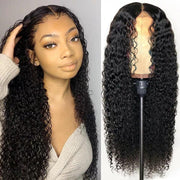 Sunber 9A Curly Wig  13*4/ 13*6/360 Lace Front Human Hair Wig 150% Density Preplucked Hair Wigs With Baby Hair