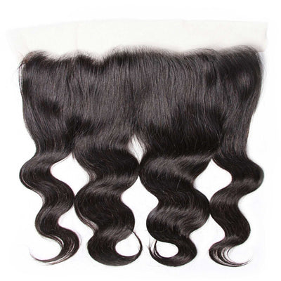 Body Wave Hair Transparent 13*4 Ear to Ear Lace Frontal, Peruvian/Malaysian/Brazilian/Indian Hair