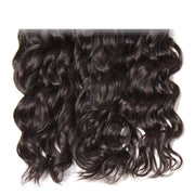 Malaysian Natural Wave Hair Virgin Hair 3 Bundles/pack, Soft&Thick 7A Virgin Human Hair - Sunberhair