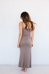 EVERYDAY MAXI - HEATHER GREY
