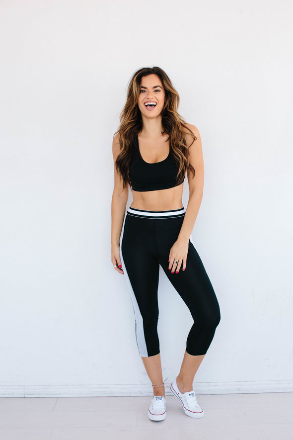 OJAI CROP LEGGINGS