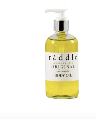 LUXURIOUS BODY OIL