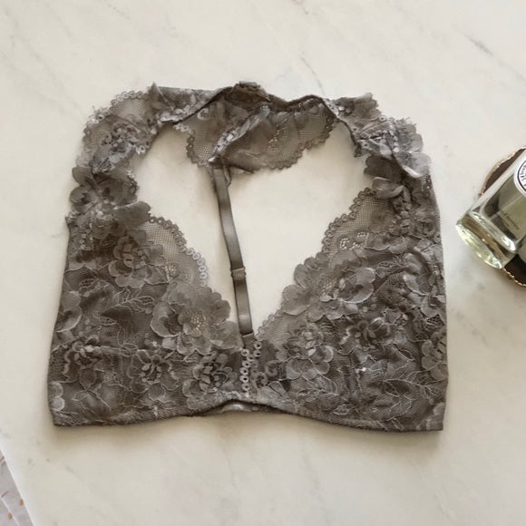 MERCI BRALETTE IN TAUPE