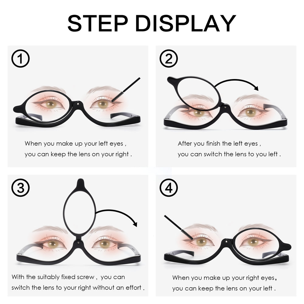 Makeup Reading Glasses