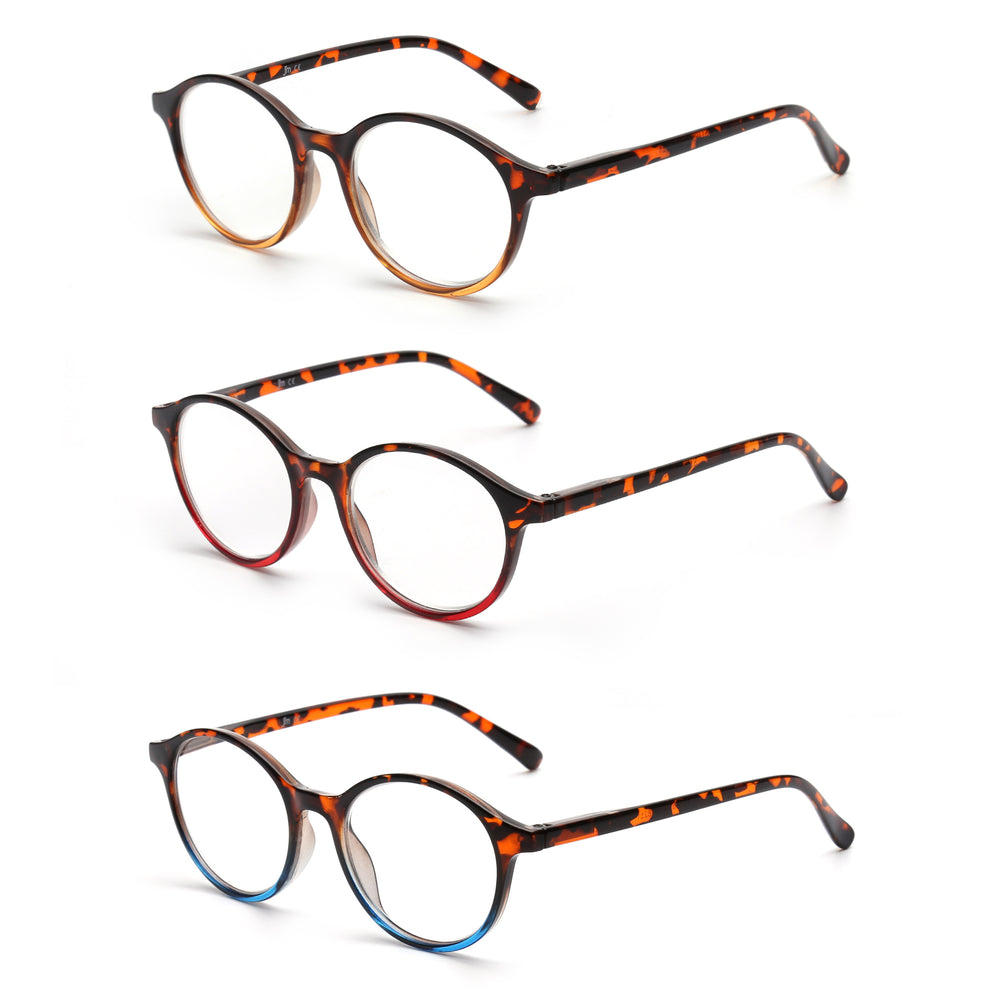 Fashion Round Reading Glasses