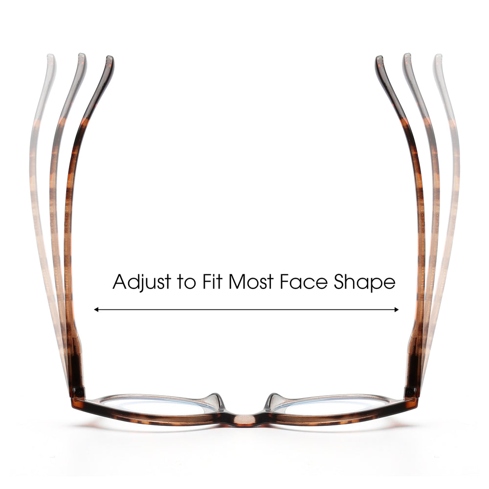 Vintage Round Reading Glasses