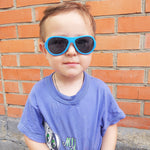 Kids Rubber Polarized Sunglasses