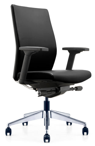 High Back Bonded Leather Chair