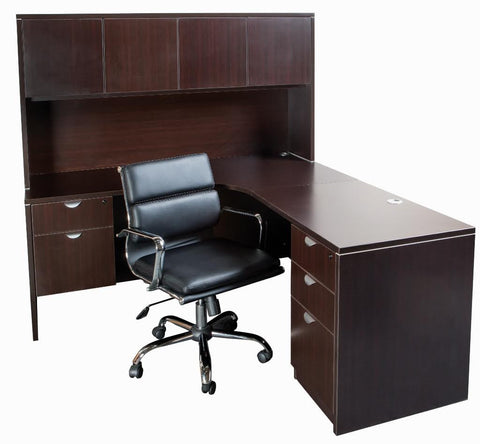 Richmond Office Furniture, Richmond Corner Workstation, Vancouver Office Furniture, Vancouver Corner Workstation