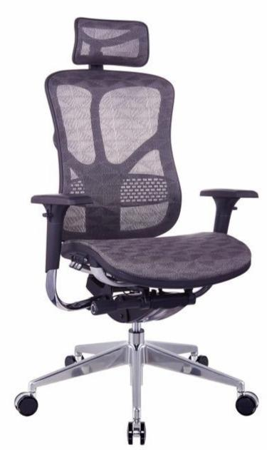 Richmond Office Furniture Executive Chair Vancouver