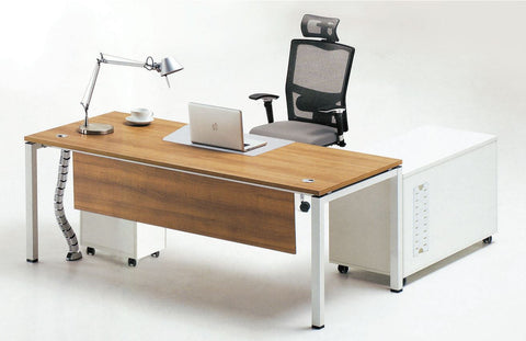 Steel Frame Workstation
