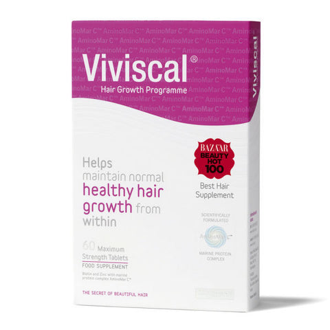 VIVISCAL MAXIMUM STRENGTH SUPPLEMENTS (60 TABLETS)