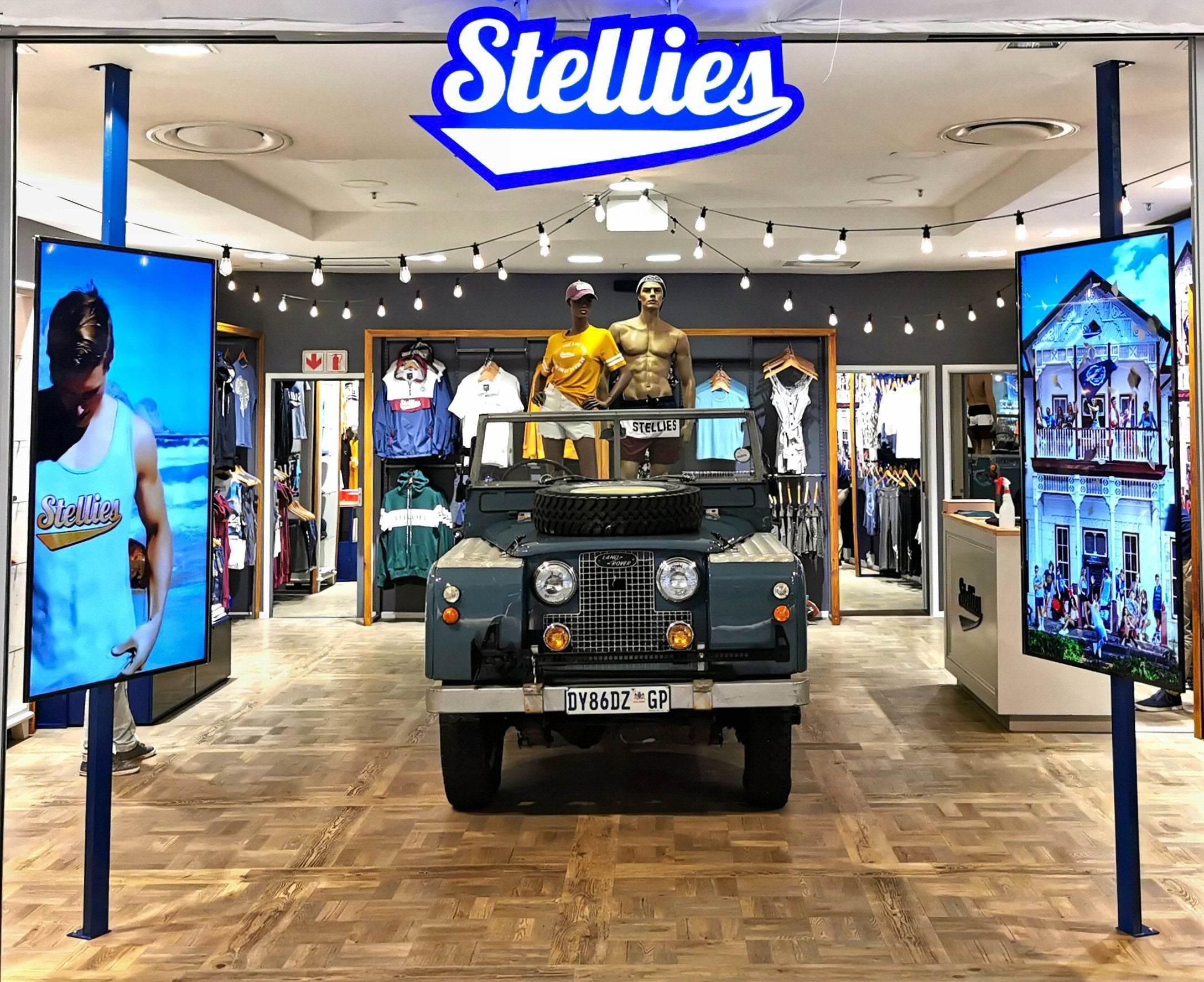 Stellies Authentic Clothing Mill Street Store