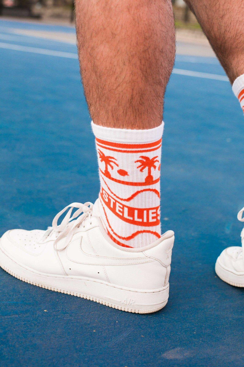 The Cali Sunset Socks - Stellies Authentic Clothing