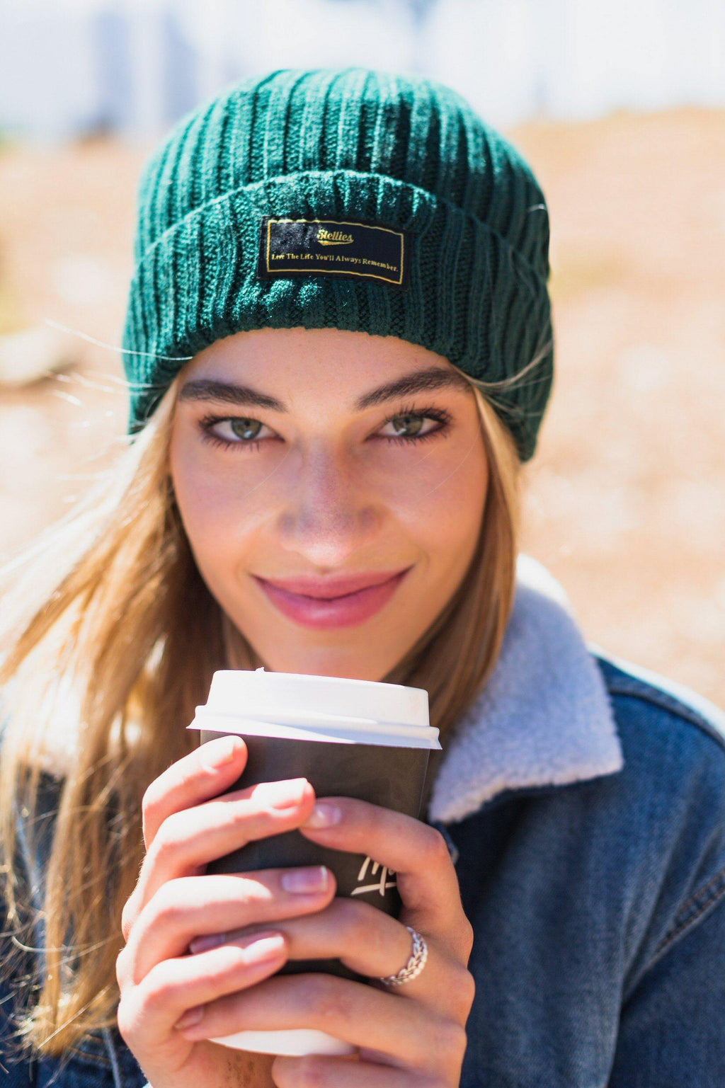 The Core Beanie in Emerald - Stellies Authentic Clothing