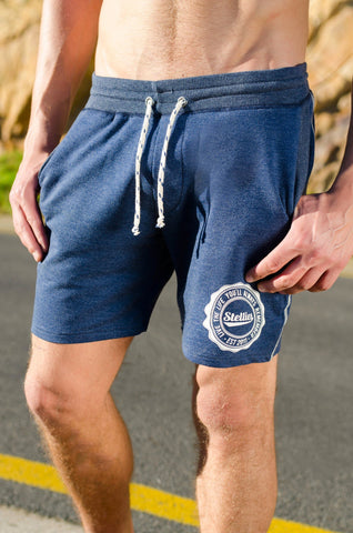 The Indigo BSB Track Shorts