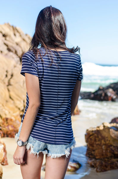 Nautical Basic Tee