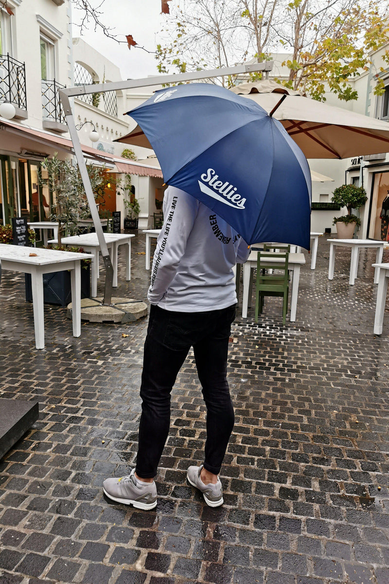 The Classic Navy OG Umbrella
