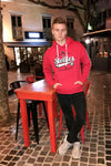 The Red Legacy Fleece Hoodie