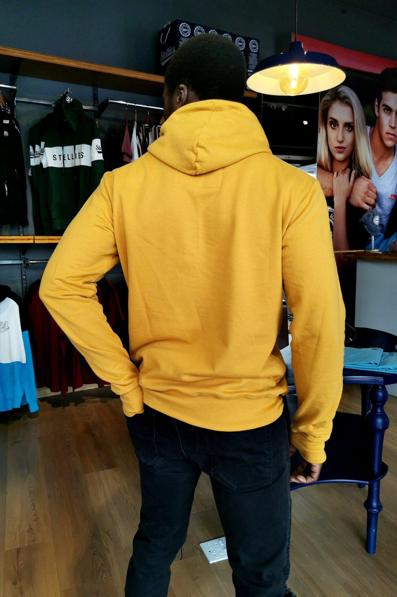 The Mustard Fleece Hoodie