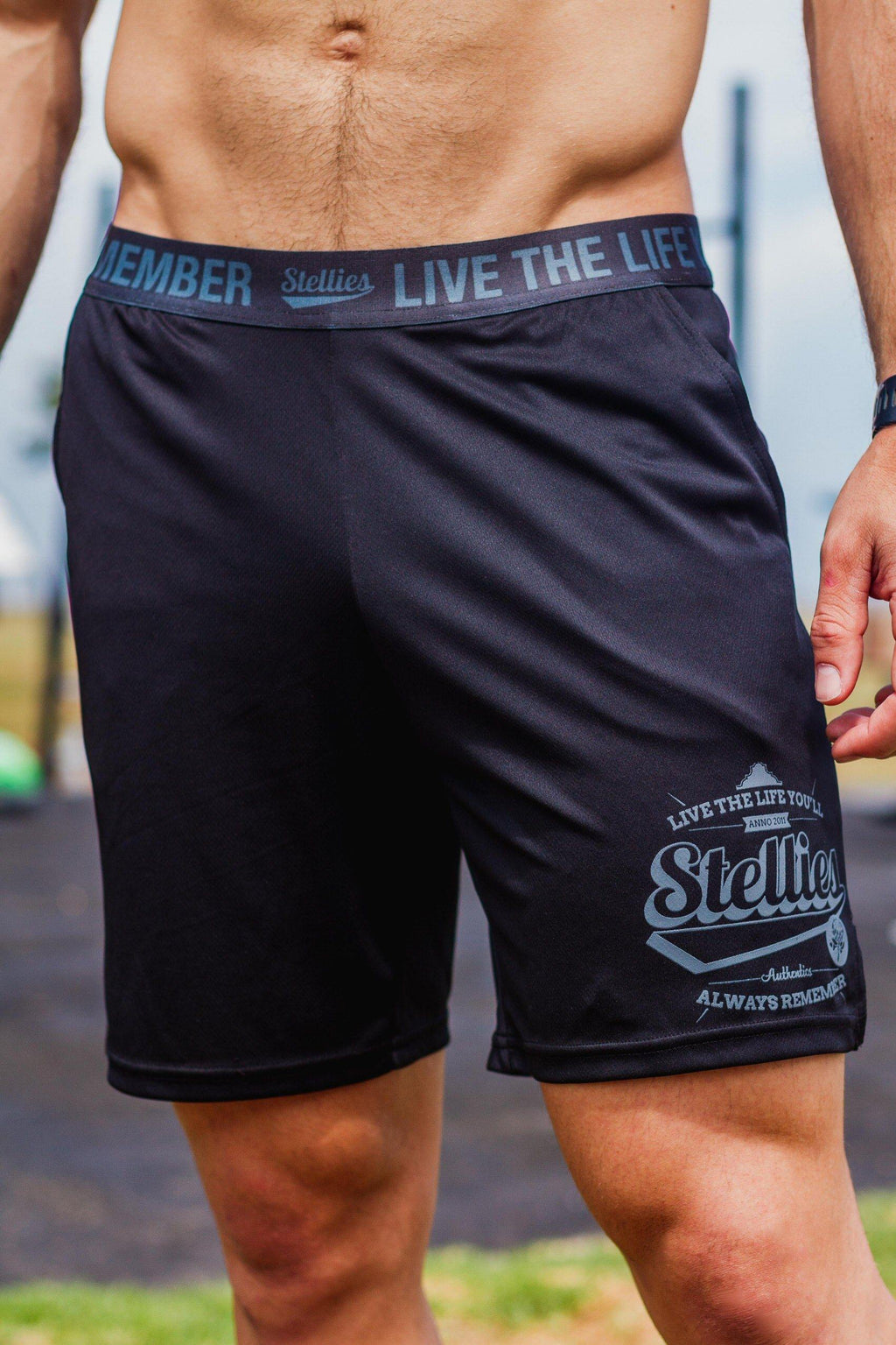 Stellies Performance Shorts