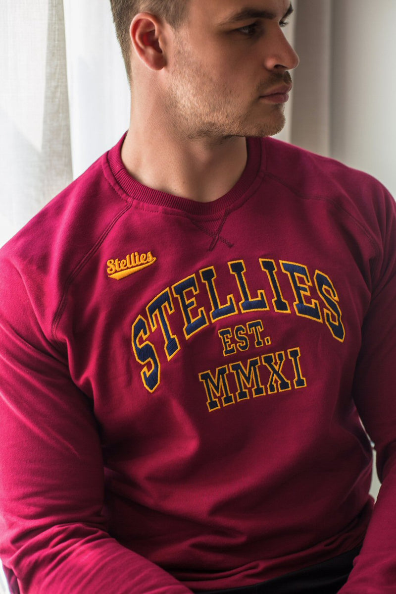 The Champion Crew Neck Pullover