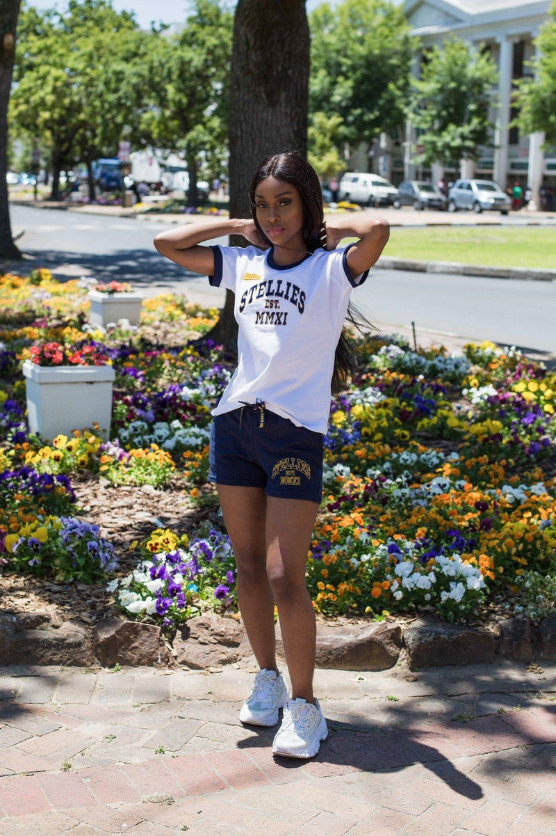 The Jog-On Jogger in Navy - Stellies Authentic Clothing