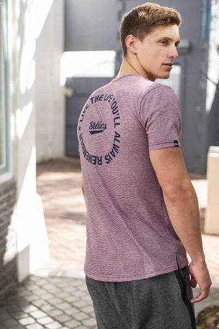 The Ice-Grey JB Tee