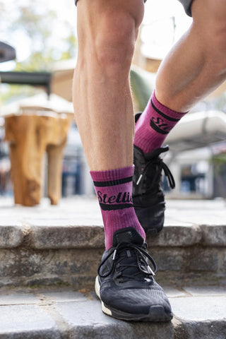 Stellies Socks in Navy