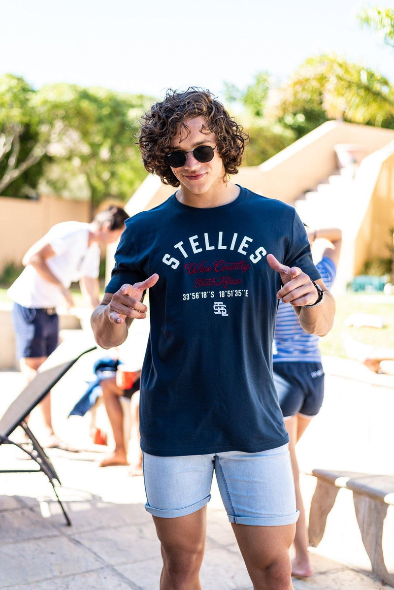 The Wine Country Tee - Stellies Authentic Clothing