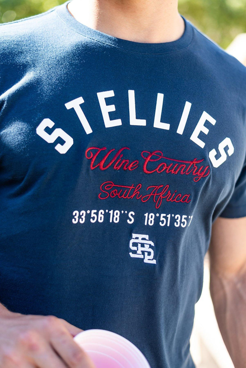 The Wine Country Tee