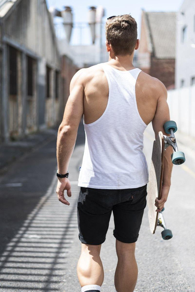 The Ibiza Stringer Vest