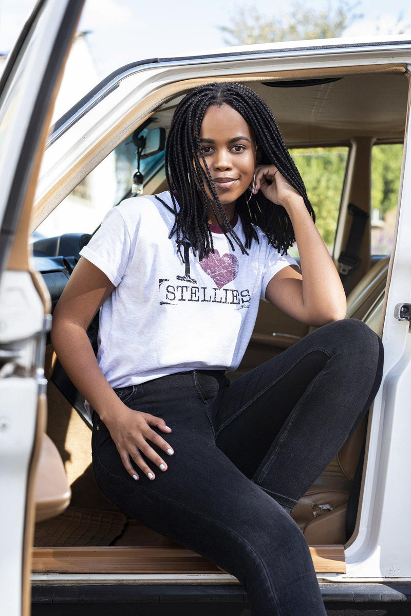 The Ladies Boyfriend Tee - Stellies Authentic Clothing