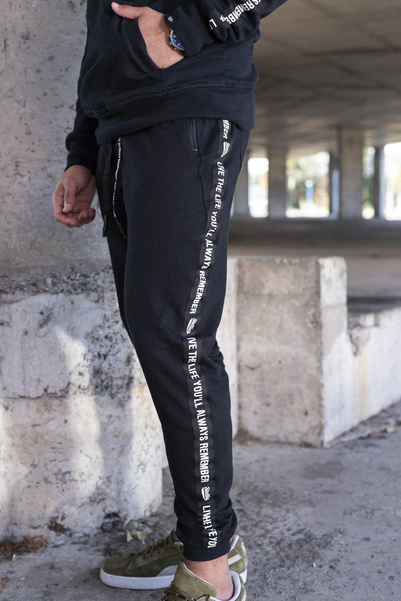 The Monochrome Track Pants