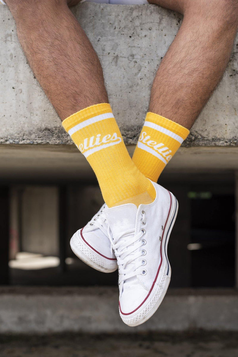 Stellies Socks in Mustard - Stellies Authentic Clothing