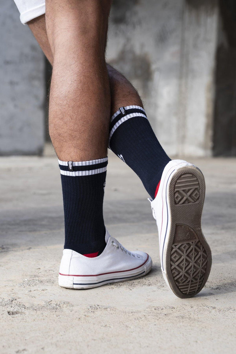 Stellies Socks in Navy - Stellies Authentic Clothing