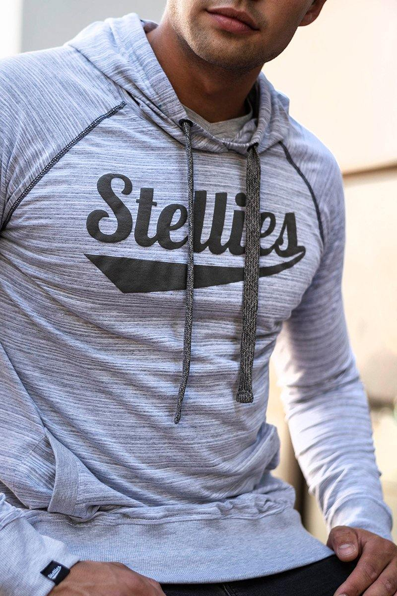 Men's Suede Baseball Ultralight Hoodie